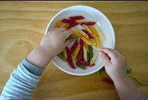 Fine Motor Skills / Ages 2-6 / by Meghan Murray