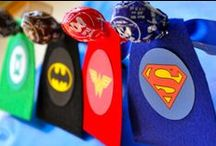 Super Hero Party / by Charity Murray