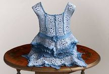 clothes for girls (crochet)
