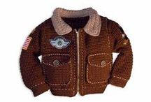 clothes for boys (crochet)