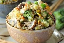 Healthy Side Dishes / by Janet Fossen / Get Healthier With Me