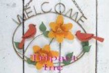Welcome Signs / by Marylin Taylor
