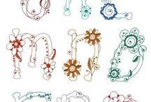 Letters / by Nancy Arnall Gibaut