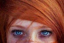 obsessão ruiva (redhead/ginger/copper/auburn) / sempre quis ser ruiva...  ¯\_(ツ)_/¯