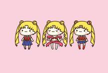 Obligatory Sailor Moon Board / by Savannah