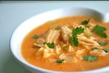 Healthy Soups / by Janet Fossen / Get Healthier With Me