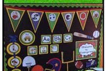 Teaching {Classroom} / by Curry Ann