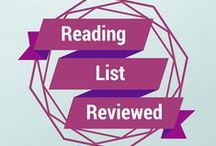 Reading List - Reviewed / Reading List puts up a new book review at least once a week.  There are different genres and different ratings, stop by and find your next favorite book  Http://forfunreadinglist.blogspot.com