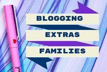 Blogging extras: Families