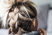 Messy hair ||