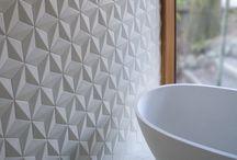 Bathroom Walls & Tiles