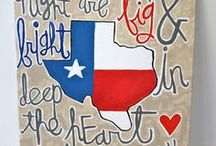 The Lone Star State / by Rachel Terrana