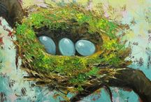 Art / Art , Acrylic painting ideas  / by Angie Williams