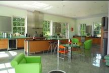 Kitchens / Kitchens that grab our attention. / by John & Cindy Farrell