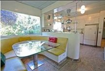 Interiors - Kitchens & Dining areas