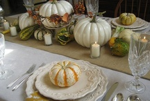 Thanksgiving ideas / by Udine