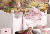 Kids Bedroom Wall Stickers and Makeover kits