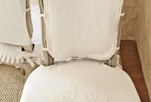 chairs/covers/slipcovers / by Udine
