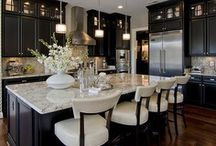Dream Kitchens / by Danielle Wilkerson
