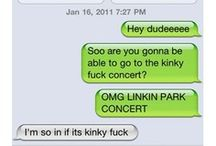 Hilarious Texts / by Danielle Wilkerson