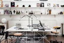 Workspaces / by Studio Larsen