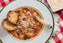 Autumn Soups & Stews / by Tammy Nasir