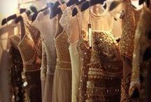 Evening Fashion / Night out dresses, club dresses, prom dresses, red carpet gowns, formal gowns, haute couture.... / by Danielle Wilkerson