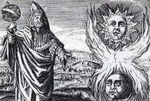 Alchemy / #alchemy art, #magick, art #occult art