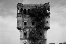 Abandoned Asylums I / #abandoned asylums, #madhouse, #manicomio, #derelict buildings, #abandoned buildings