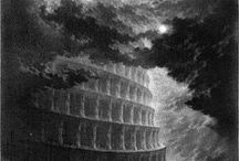 Babel Tower / #babel tower, #bible, #gods and monsters