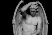 Angels & Demons II / #beast #monster #vampire #villain #brute #fiend #goblin #hellion #incubus
