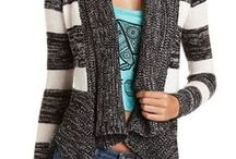 Cardigan Weather / Cardigans 'N' Sweaters / by Danielle Wilkerson