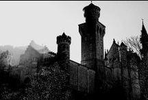 Castles / #castles #acropolis star #alcazar #citadel #fort #fortification #fortress #stronghold