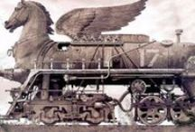 Clockworks / #steampunk #clockworks #mechanical #victorian technology