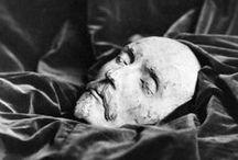 Death Masks / #death masks #sculptures #statues #mold