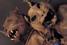 Egyptian / #egyptian #pharaoh #nile #egypt #mummies #egypt statues #egypt