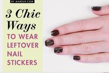 Tips and Tricks for Jamberry Nails / Are you a Jamberry Nails consultant or just a Jamberry fan?  Find all the best tips and tricks available right here in one place. #jamberrrynails