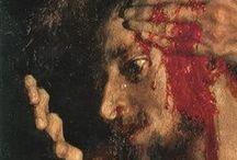 Elixir of Life / #blood #vampires #blood sucking #dracula #creature of the night #cutting #blood ritual