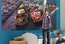 Disney Cars / Disney Cars 3 is just around the corner, get ready for it to be a smash with the kids like its predecessors! Check out what we have on offer in the way of 100% Official Disney Cars merchandise - kids bedding, curtains, furniture and more! Let Lightening McQueen brighten up your kids bed time!
