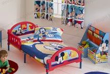 Mickey Mouse / Fantastic bedroom items from everyone's favourite mouse. www.pricerighthome.com