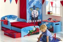 Thomas the Tank Engine / Fun bedding, bedroom accessories and furniture from Thomas & Friends!