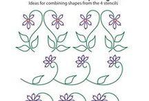 Crazy Quilt Patterns and Tutorials / Free patterns, tutorials and resources for crazy quilters