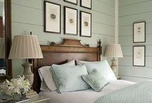 Monochromatic Colour Schemes / Interior Design Schemes using just one colour