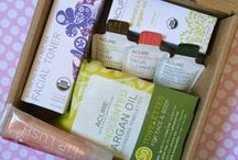 SUBSCRIPTION BOXES / #greenbeauty #subscriptionboxes #monthlyboxes #beautyboxes