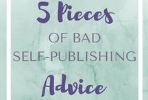 Self-Publishing Advice / self publish, book publishing, book marketing, indie books, indie authors, indie books, kindle