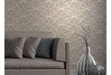 Damask Wallpapers / Add some glamour to any room by creating a feature wall with our Damask wallpapers, or go bold and decorate the entire room in one of these luxury wallpapers.