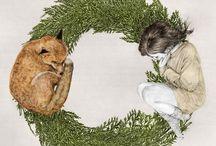 Illustrative / by Susanna Mannelin