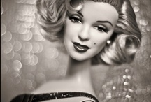 Barbie and other dolls