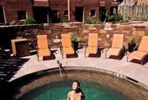 New Mexico Spas & Resorts  / New Mexico has some of the best spas in the South West. Here's a pinboard about them!