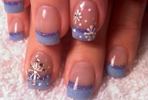 NAIL IDEAS / by Tina Collins
